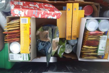 Our Shoebox Appeal to Help the Homeless